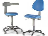 Ārsta un asistenta krēsli